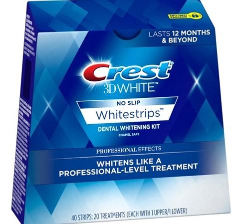 Crest 3D WHITE Pro