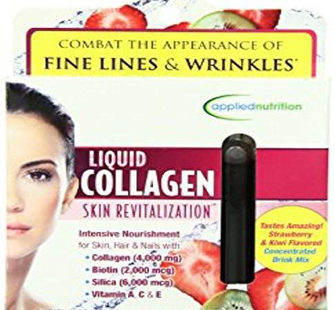 الكولاجين السائل 10 أمبولات LQUID COLLAGEN